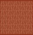 wooden planks board pattern vector image vector image