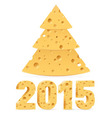 2015 Cheese z 2014 Cheese 01 vector image