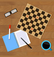 business tactic vector image vector image