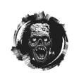 design element for halloween vector image
