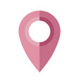 location icons map pointer icon eps 10 vector image