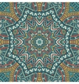 Abstract geometric ornamental seamless pattern vector image