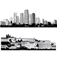 Best city silhouettes vector | Price: 1 Credit (USD $1)