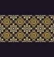 damask seamless pattern background elegant vector image vector image