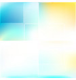 background abstract color vector image vector image
