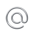 E-mail symbol vector image