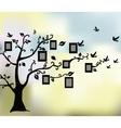 Abstract Magic Tree of Life vector image