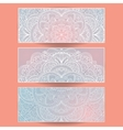 set abstract banners eps10 vector image vector image