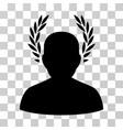 caesar icon vector image
