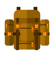 backpack image or icon for vector image