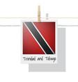 photo trinidad and tobago flag vector image