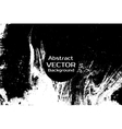 Abstract painted marble vector image vector image