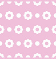 flower pattern 201707 vector image