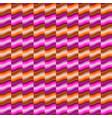 bright seamless wavy pattern digital art vector image