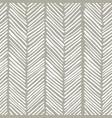 seamless pattern brushpen vector image vector image