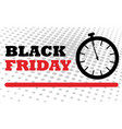 web banners for black friday sale vector image vector image
