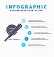 baseball basket ball game fun infographics vector image vector image