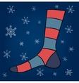 Eps 10 sock vector image vector image
