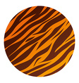 Animal prints design vector image vector image