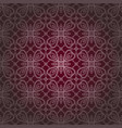 purple vine pattern repeated background vector image