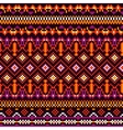 Geometry Tribal Pattern vector image vector image