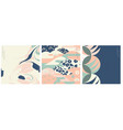 japanese pattern and icon oriental wedding vector image vector image
