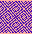 pink and purple geometric seamless pattern with vector image