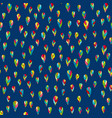 seamless abstract hand drawn pattern for vector image vector image