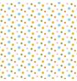 star pattern gift warp vector image vector image