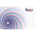 american background vector image vector image