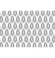 coniferous tree - background vector image vector image