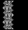 new pattern 2019 dragon 0026 vector image vector image