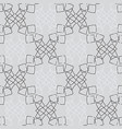 ornate diamond pattern seamless vector image vector image