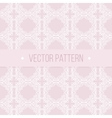 Seamless geometrical vintage pattern vector image