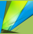 Modern material design abstract green background
