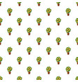 money tree pattern vector image vector image
