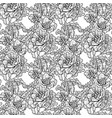 Seamless pattern decorative black and white