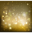 shimmering background vector image vector image