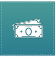 Money Cash icon vector image vector image