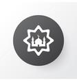 church icon symbol premium quality isolated vector image