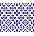 ceramic pattern seamless design vector image vector image