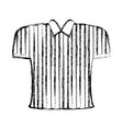 referee shirt icon vector image vector image