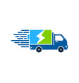 strength delivery logo icon design