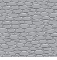 seamless texture walls of natural stone vector image