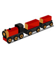 toy train or color vector image