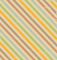 Background striped pattern vector image