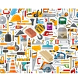 tools set icons signs and symbols vector image vector image