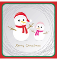 Merry Christmas11 vector image vector image
