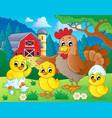 farm animals theme image 7