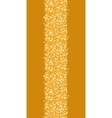 golden shiny glitter texture vertical border vector image